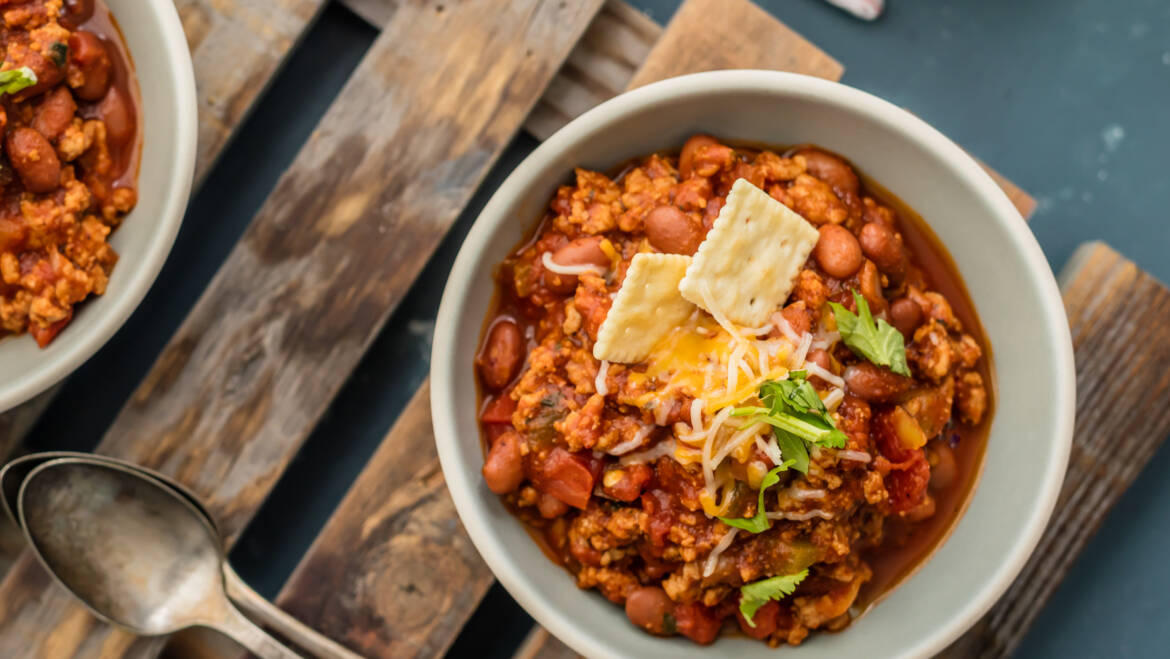 The Perfect Venison Chili Recipe