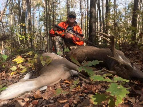 Whitetail Hunt South Carolina 2