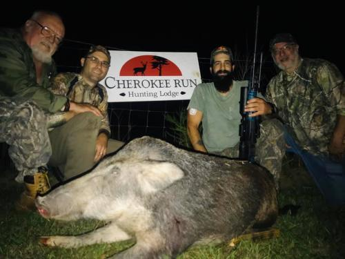 Cherokee Run South Carolina Hunting 11